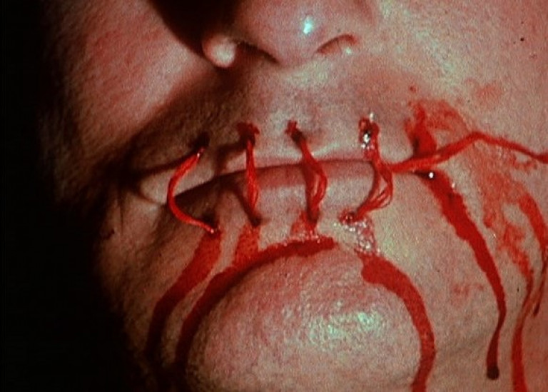 David Wojnarowicz, *A Fire in My Belly*, 1986-1987, 21 min, color and b&w, silent, Super 8mm film on video