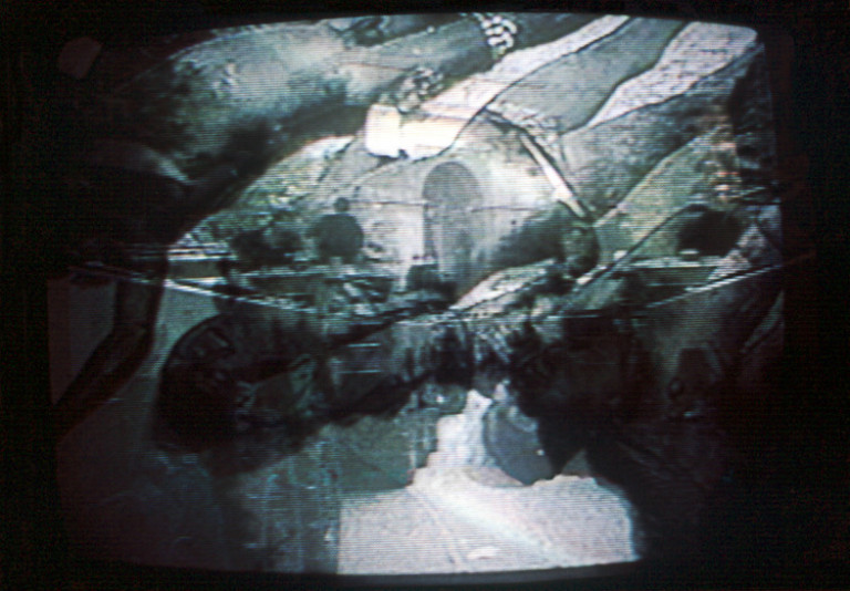 Kenneth Feinstein, *Bicentenial*, « Telegeneric Realities », 1989-1992, 42 images (vidéogramme), 2902 Gallery, Singapour, 2-16 avril  2009.